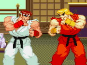 Play Street Fighter LoA