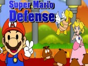 Super Mario Defense