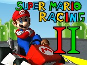 Play Super Mario Racing 2