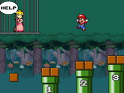 Play Super Mario - Save Peach