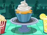 Yummy Lemon Cupcake
