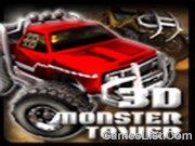 Play 3D Monster Truck Tower