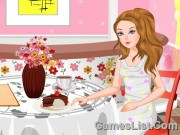 Play Barbie Coffe Time