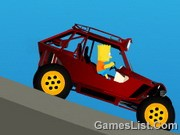 Bart Simpson Buggy Game