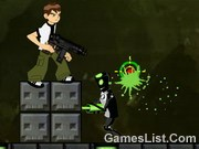 Play Ben 10 Mass Attack