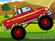 Play Ben10 Monster Truck