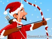 Play Christmas Archer