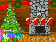 Play Christmas Cabin Escape