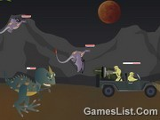 Play Dinosaur Escape