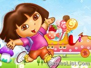 Play Dora Candy Transport