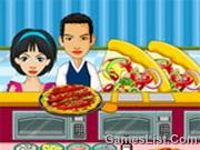 Play Hot Pizza Shop