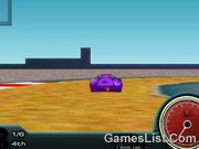 Hot Rims 3D Racing