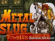 Play Metal Slug Zombie Revenge
