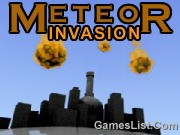 Play Meteor Invasion