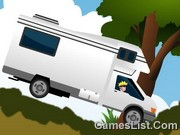 Play Naruto Camping Car