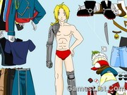 Naruto Dress up 2