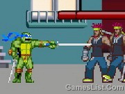 Play Ninja Turtle - The Return of King