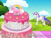 Póni torta