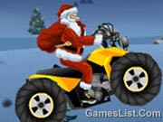 Play Santa Super ATV