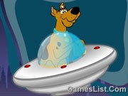 Scooby Doo Space Ship