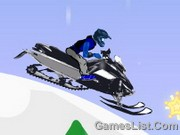 Play Snow Mobile Racing