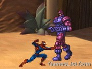 Spiderman - Heroes Defence