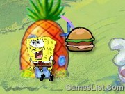 Play Spongebob Burger Swallow