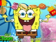 Spongebob Food Skewe