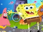 Play Spongebob Hidden Treasure