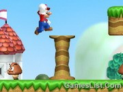 Super Mario Challenge - New Flash