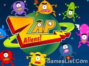 Play Zap Aliens