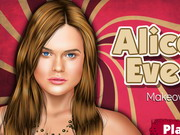 Play Alice Eve Makeover