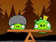 Angry Birds Piggies Balance - malackodás