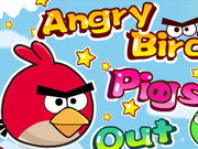 Play Angry Birds Pigs Out