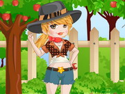 Apple Farm Girl