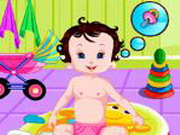Baby Fun Bathing
