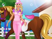 Barbi és a lovak