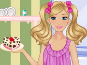 Barbie Home Breakfast