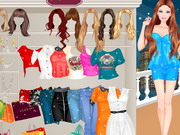 Barbie Nightlife Shopping