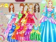 Barbie Princess Dresses