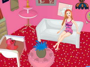 Barbie Room Decor
