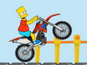 Play Bart Bike Adventure