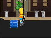 Play Bart Simpson Segway