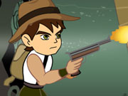Play Ben 10 Amazon Adventure