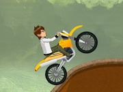 Play Ben 10 Stunt Ride