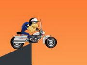 Ügyességi motoros