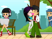 Bratz Kissing 3