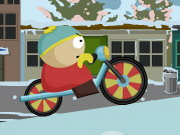 Play Cartman Bike Journey