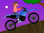 Play Crash Bandicoot Bike 2