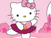 Play Dancing Hello Kitty